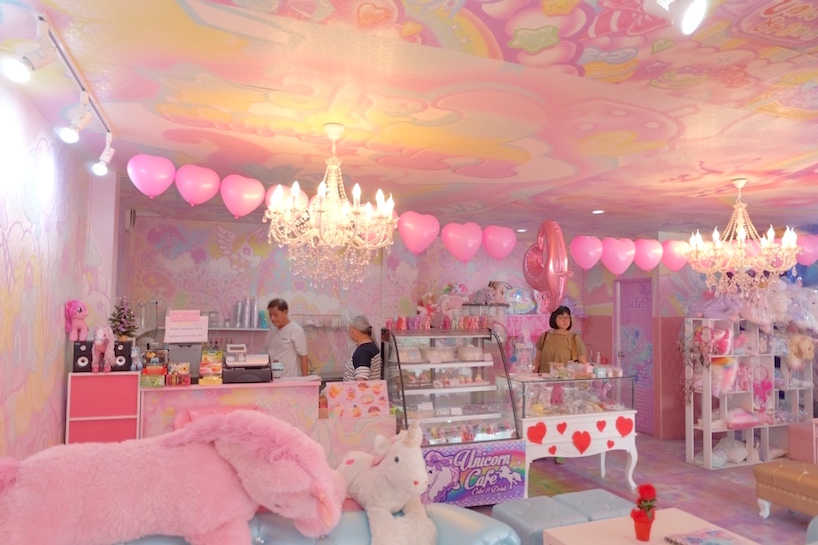 Risultati immagini per Unicorn Cafe bangkok
