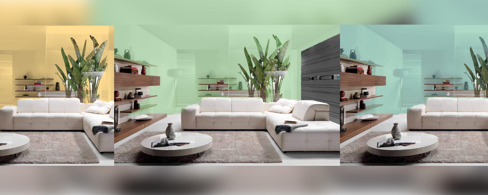 Simulatore online per nuovi colori delle pareti di casa for Nuovi piani casa in inghilterra