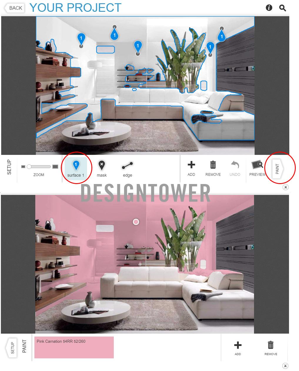 Dipingere la casa online mytripmap - Dipingere a casa ...