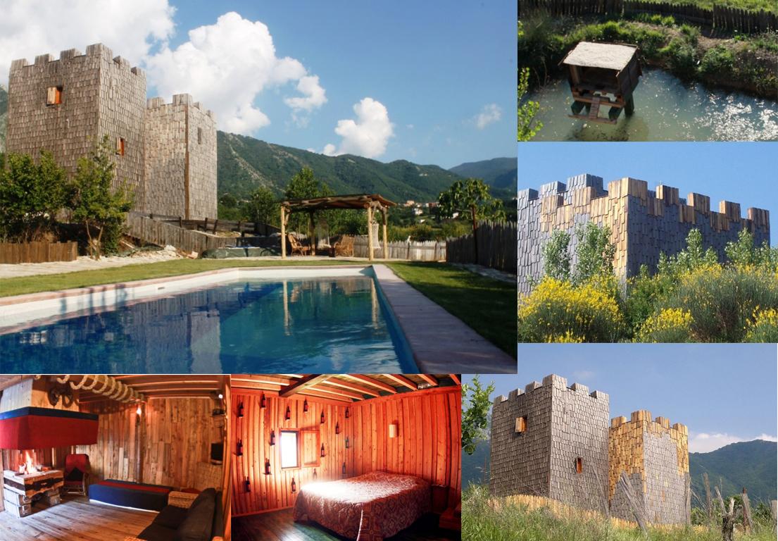 Affitto Castello in legno unico nel suo genere in Bagnoli Irpino - #1269029 - Prenota con CaseVacanza.it.jpg