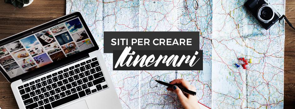 Siti per creare itinerari
