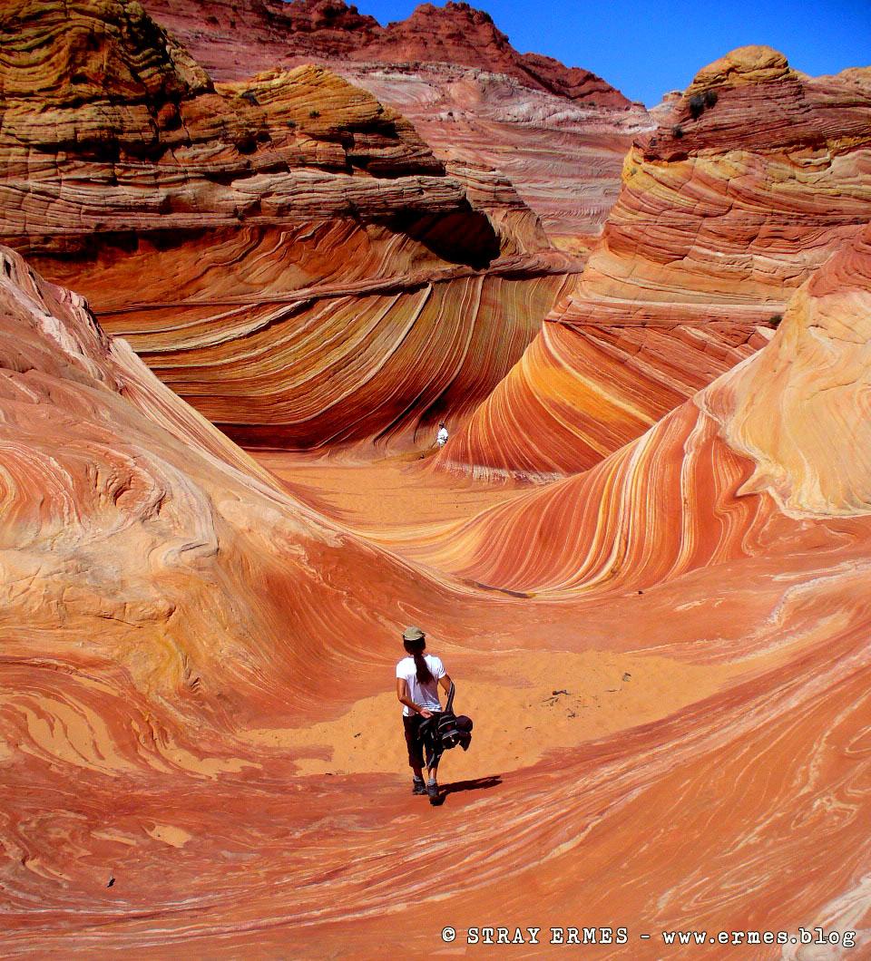 La perla più esclusiva del Southwest: The Wave (Arizona)