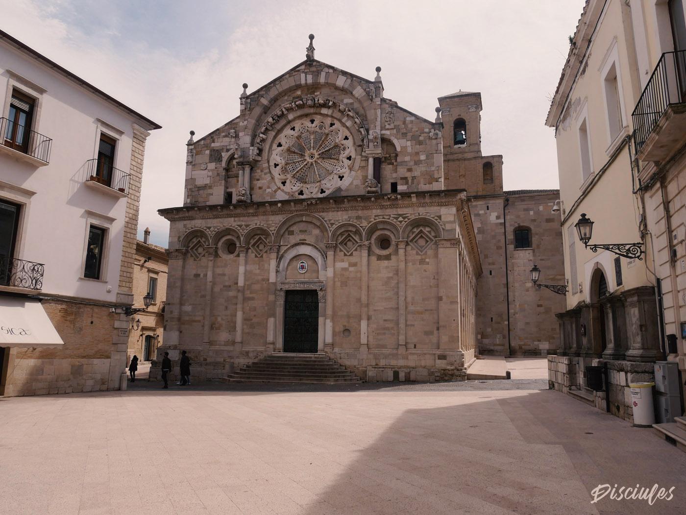 Cattedrale di Troia in Puglia