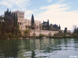 Lago di Garda Isola del Garda