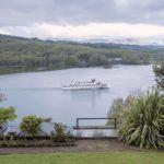 Lake District vista del lago