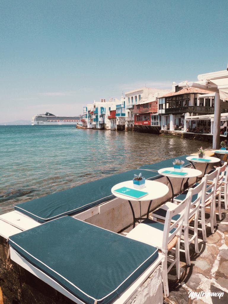 Ristoranti di Mykonos