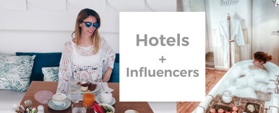 Collaborare tra hotel e influencer