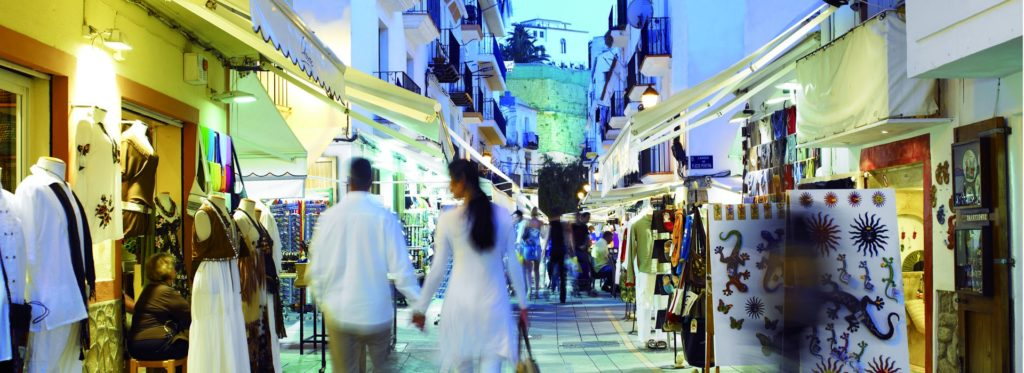Shopping Ibiza