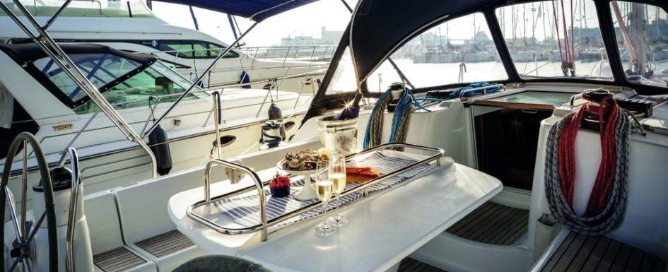 Dormire in barca a cagliari