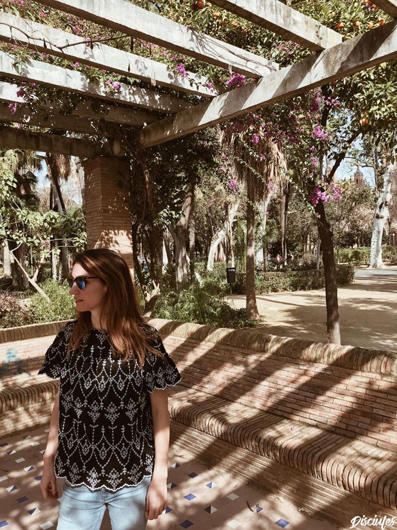 Parco di María Luisa Siviglia